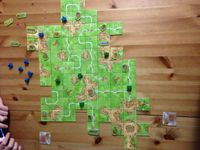 Board Game: Carcassonne: Little Buildings