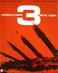 Board Game: World War 3: 1976-1984