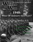 Board Game: 1940: What If Germany Went East?