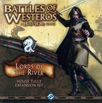 Board Game: Battles of Westeros: Lords of the River