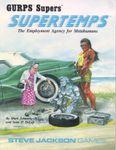 RPG Item: GURPS Supers Supertemps
