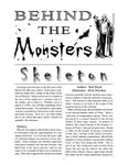 RPG Item: Skeleton
