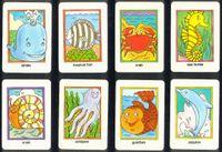 Board Game: Fish Card Game