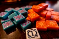 Board Game Accessory: Azul: Collector's Tile Set 1