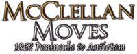 Board Game: Grant's Gamble: McClellan Moves