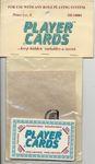 RPG Item: Player Cards
