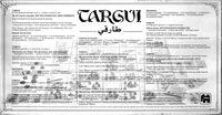 Board Game: Targui