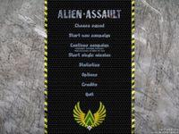 Video Game: Alien Assault