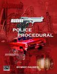 RPG Item: Modern System: Police Procedural