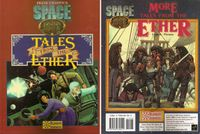 RPG Item: Tales From The Ether & More Tales From The Ether