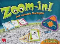 Board Game: Zoom-in!