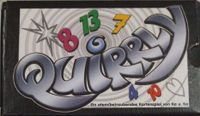 Board Game: Quirrly