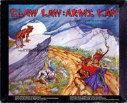 RPG Item: Arms Law & Claw Law (2nd Edition)
