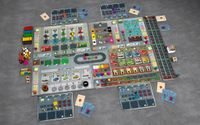 Board Game: Kanban: Driver's Edition