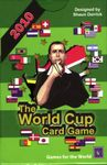 Board Game: The World Cup Card Game 2010