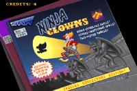 Video Game: Ninja Clowns