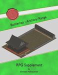 RPG Item: Battlemap: Archery Range