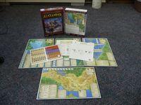 Board Game: Field Commander: Alexander