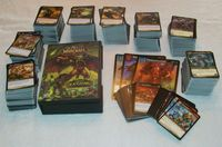 Board Game: World of Warcraft Trading Card Game