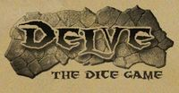 Board Game: Delve: The Dice Game