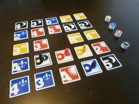 Board Game: Skyscrapers