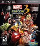 Video Game: Marvel vs Capcom 3:  Fate of Two Worlds