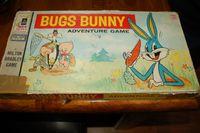 Board Game: Bugs Bunny Adventure Game
