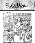 Issue: Sub Rosa (Issue 1 - Sep 2007)