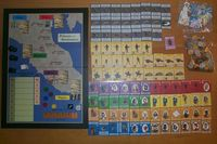 Board Game: Princes of the Renaissance