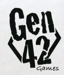 Board Game Publisher: Gen42 Games