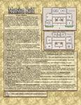 RPG Item: Mansion Raid