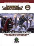 RPG Item: DCC #063: The Warbringer's Son