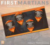 Board Game: First Martians: Watch It Played Promo Tokens