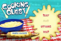 Video Game: Cooking Quest