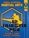 RPG Item: HERO System Martial Arts (HD Character Pack)