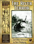 RPG Item: The River Terror and Other Adventures