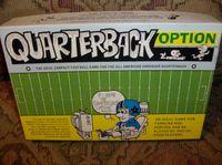 Board Game: Quarterback Option