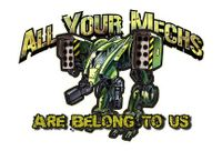 Board Game: All Your Mechs Are Belong To Us