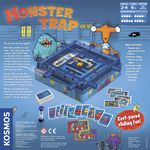 Board Game: Monster Trap