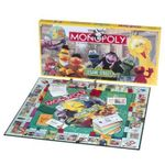Board Game: Monopoly: Sesame Street