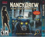 Video Game: Nancy Drew: #7 Ghost Dogs of Moon Lake