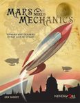 Board Game: Mars Needs Mechanics