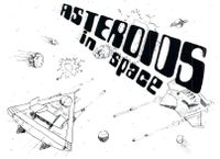 Video Game: Asteroids in Space