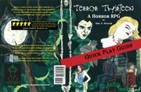 RPG Item: Terror Thirteen: Quick Play Guide