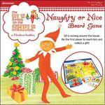 Board Game: The Elf on the Shelf Naughty or Nice Board Game