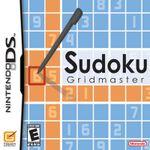 Video Game: Sudoku Gridmaster