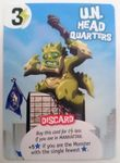Board Game: King of New York: U.N. Head Quarters