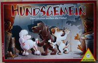 Board Game: Hundsgemein
