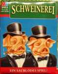 Board Game: Pass the Pigs