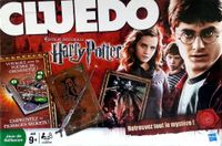 Board Game: CLUE: World of Harry Potter
